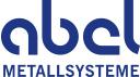 Logo abel Metallsysteme