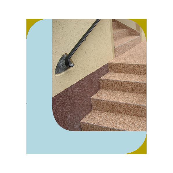 Balkon- und Treppensanierung
